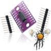 74HC4051 8 Channel Multiplexer Module incl. Pinheader