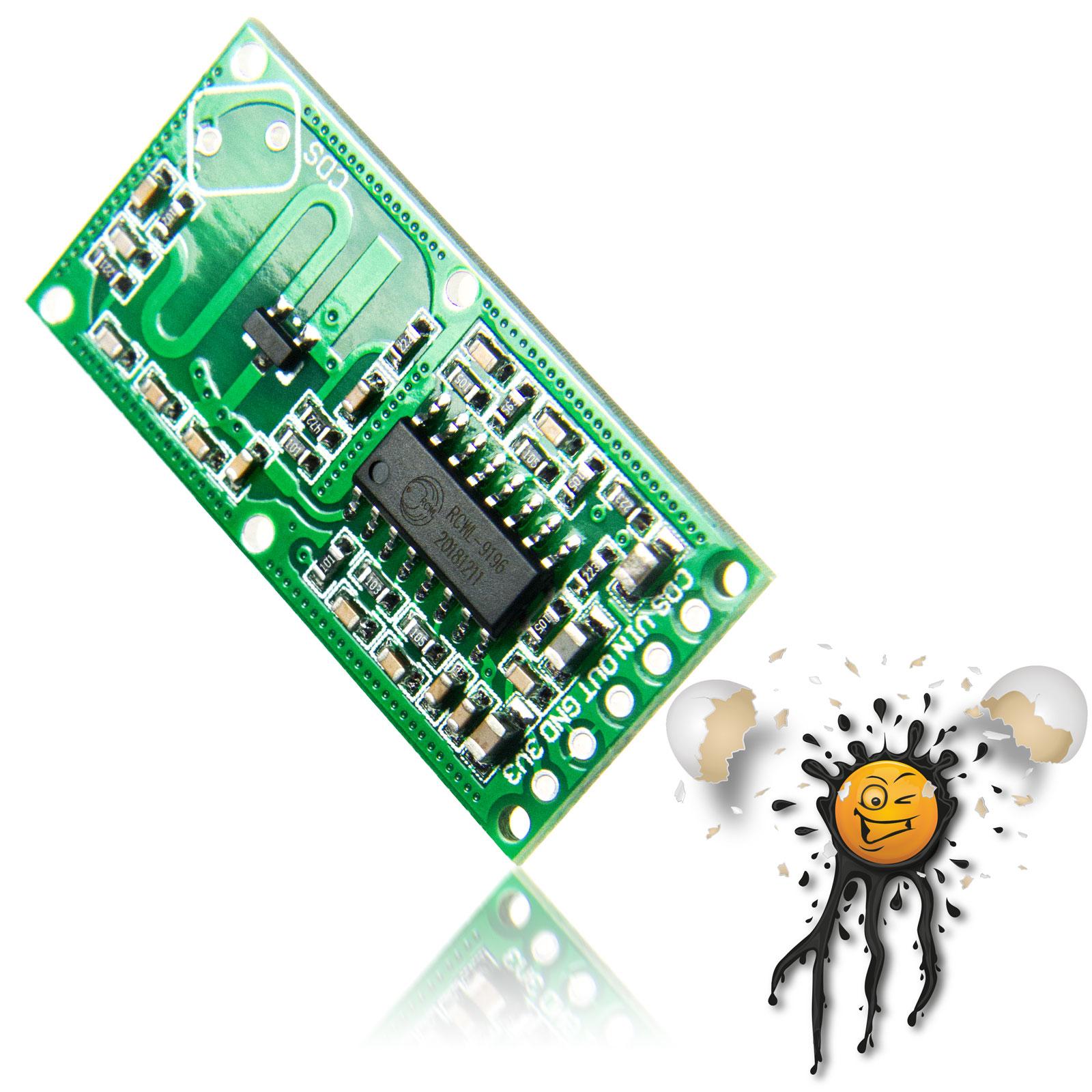Doppler Radar microwave Sensor Module