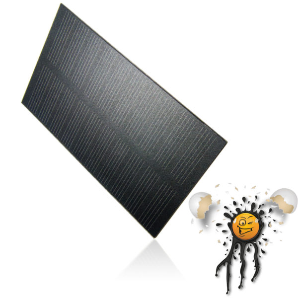 1W Photovoltaic Panel Charger