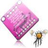 PT100 RTD Sensor ADC SPI Converter MAX31865