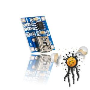 TP4056 Li Ion charger Standard Version