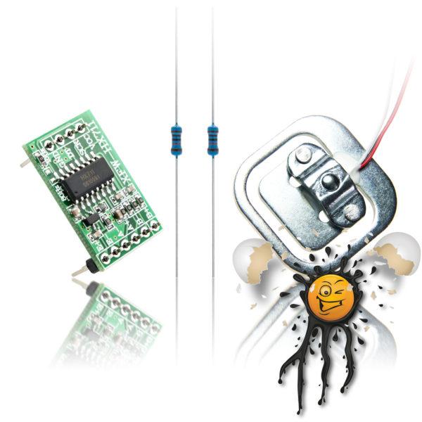50kg Gewichtssensoren Load Cell Weight Pressure Sensor