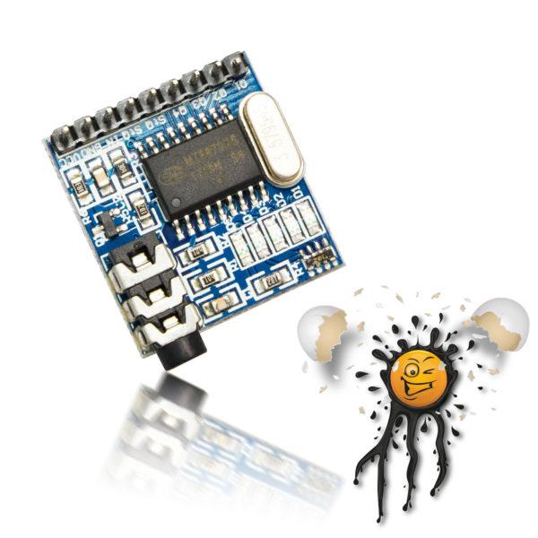 DTMF Dual Tone Multi Frequency Module