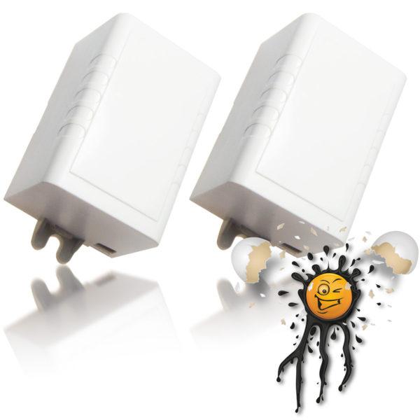 2 pcs. Arduino Module Case Molding