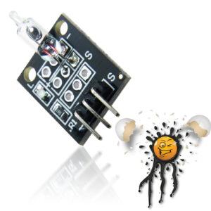 Tilt Switch Mercury Switch Sensor Module
