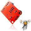 NE555 PWM Signal Duty Frequency Generator