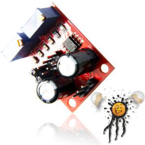 NE555 1 Hz.- 200 KHz. Frequency Generator