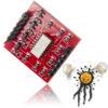 TLP281-4 4 channel Photocoupler Module