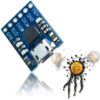 CP2102 Micro USB TTL Level Converter Pinout