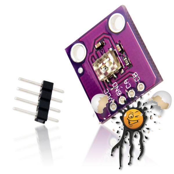 AEDR-8300 optical Encoder Sensor Module incl. Pinheader