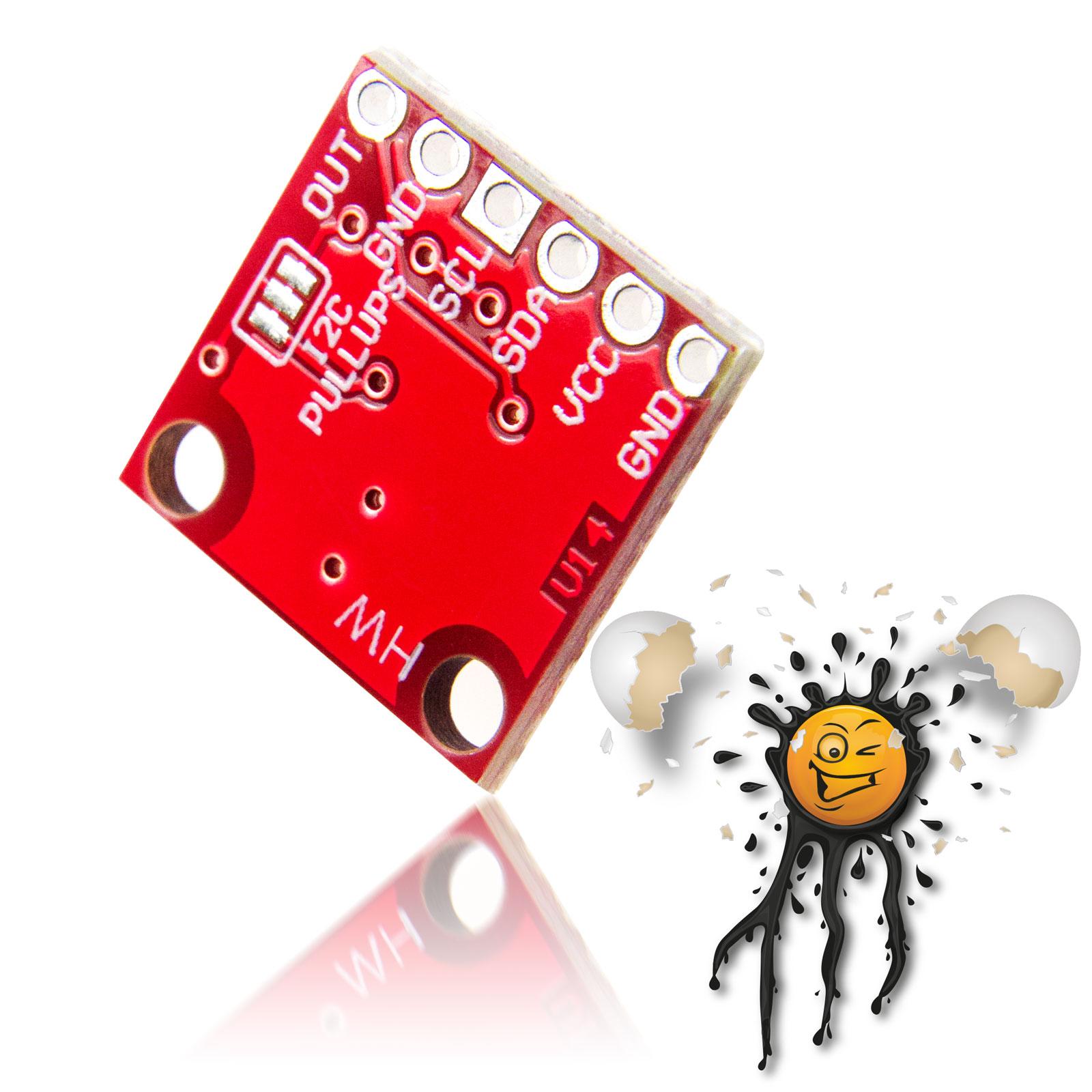 MCP4725 I2C Digital Analog Converter Module