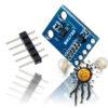 BH1750 Ambient Light I2C Sensor incl. Pinheader