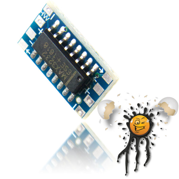 MAX3232 serial UART RS232 Level Converter Module