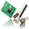 CC1101 RF Module incl. Antenna and Pinheader