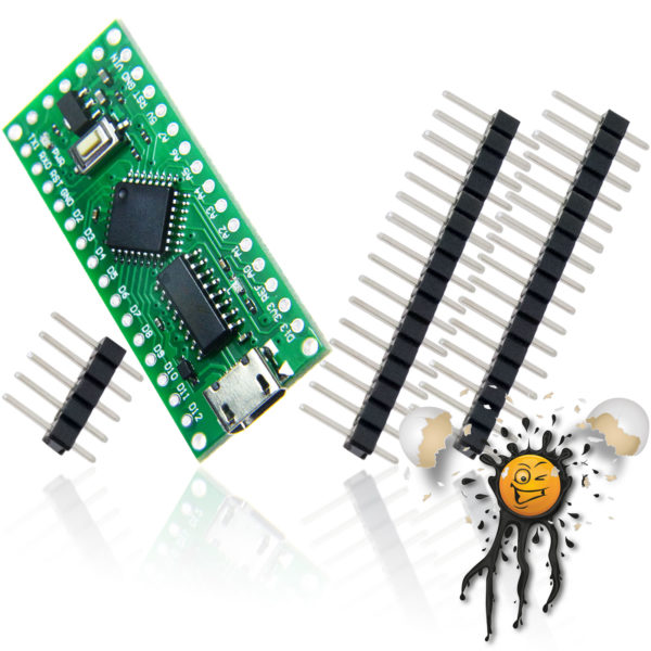LGT8F Logic Green Nano Development Board
