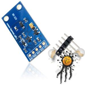 GY-30 Ambient Light I2C Sensor incl. Pinheader