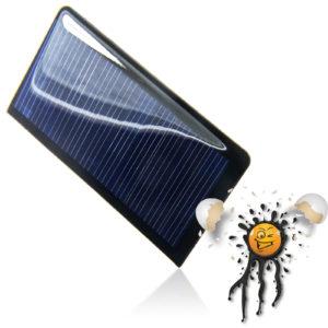 5V polycrystalline Solar Panel 68 x 36 mm