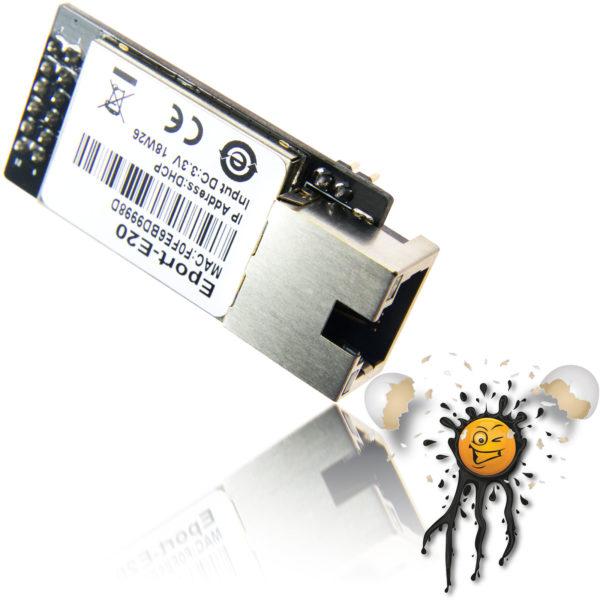 Ethernet to UART serial Brdige Linux Server