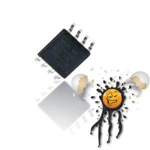 MX25L6406E 64MBit Flash BIOS EEPROM SOP8 IC