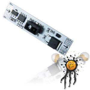 XK-GK-4010A IR Sensor Swipe Switch Module 5A