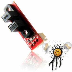 Arduino 3D Printer optical Endstop Limit Switch
