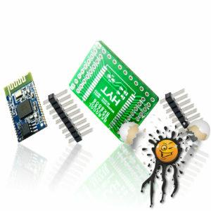 BK8000L Bluetooth Audio Module incl. DIP Adapter