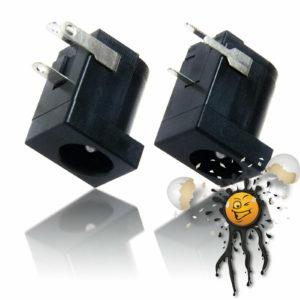 Barrel Jack Socket Connector