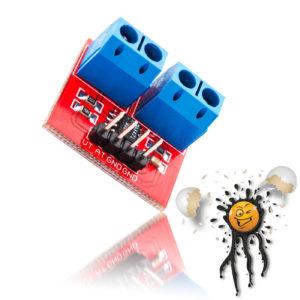 MAX471 Power Sensor 0-25V