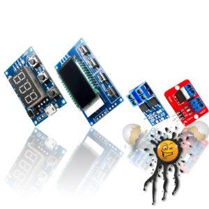 PWM Controller Generator Mosfet Module Set