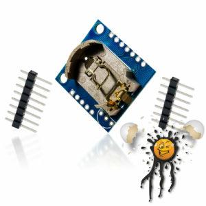 DS1307 RTC Module incl. Pins