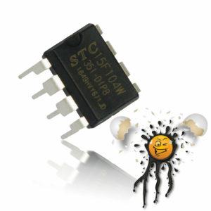 STC15F104W Single - Chip MCU Dip 8 IC