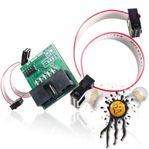 ZigBee USB Sniffer SmartRF Texas Instruments CC2531 Adapterset