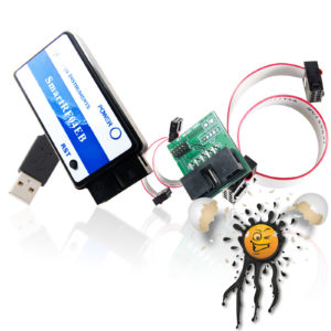 SmartRF Texas Instruments CC2531 Programmer + Adapterset