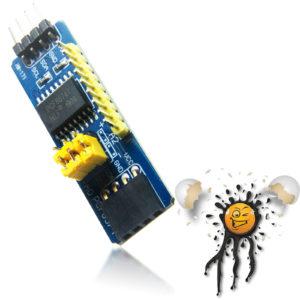 I2C MCU I/O Expander PCF8574 Modules