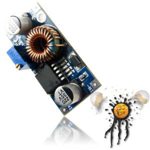 0.8V-30V 5A Voltage Buck Converter XL4005